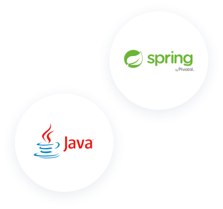 Java Software Development and Sprint Framework Logo